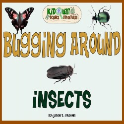 Bugging Around Insects: an insect unit study for homeschool and school