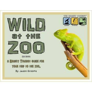 Wild at the Zoo - Zoo Workbook for school & homeschool